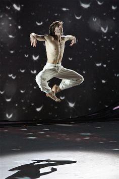 "Artem Ovcharenko (Bolshoi Ballet)    ""Lullaby"" choreographed by Radu Poklitaru for ""Big Ballet"" TV Project (2012)    Photo © Alexey Yakovlev"