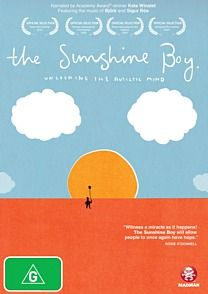 The sunshine boy, an absolutely phenomenal documentary about autism, and a mothers search for knowledge, answers and help for her son.