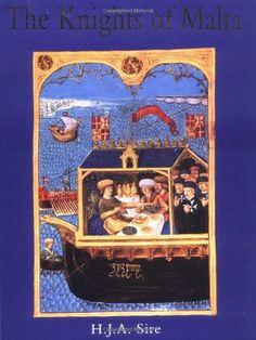 The Knights of Malta by Hja Sire https://www.amazon.co.uk/dp/0300068859/ref=cm_sw_r_pi_dp_x_rQjvybRDFH47J