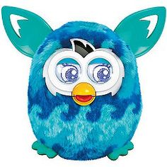 This new addition to the Furby family will keep the kids entertained this festive season #Christmas #toys #2013