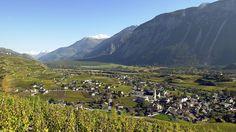 Sierre, Salgesch et Environs - Switzerland Tourism Montana, Switzerland Tourism, Seen, Florida, Vacation, Travelling, Places, Wallis, Blog