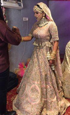 Some Never Seen Before Lehenga Colour Indian Bridal Fashion, Indian Bridal Wear, Bridal Looks, Bridal Style, Indian Dresses, Indian Outfits, Bridal Outfits, Bridal Dresses, Indiana