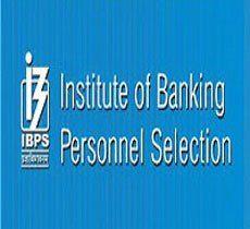 IBPS Recruitment- 2016