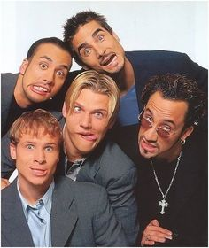 Backstreet Boys this right here consumed my teenage years lol