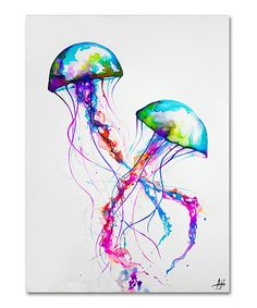 Look at this #zulilyfind! Marc Allante Narasumas Gallery-Wrapped Canvas #zulilyfinds