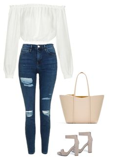 """Untitled #177"" by museavenue on Polyvore featuring Elizabeth and James, Topshop, Boohoo and Zara"