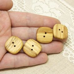 #puunoop #woodbuttons