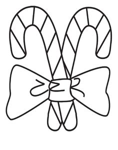 Best Candy Cane Coloring Pages Christmas - http://coloringpagesgreat.science/best-candy-cane-coloring-pages-christmas.html