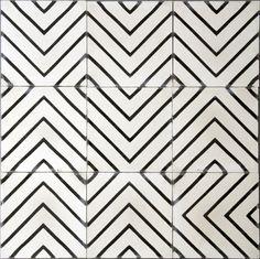 Tiles: Goose-eye
