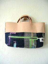 イメージ画像 - will need to copy one of these bags, with leather detail though