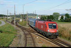 RailPictures.Net Photo: ÖBB 1116 269 Austria Federal Railways (ÖBB) ÖBB 1116 at Summerau, Austria by Jaroslav Dvorak