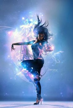 55 Gorgeous Dance Photo Manipulation Artworks and Tutorials - hip hop style - Street Dance, Dance Like No One Is Watching, Just Dance, Baile Hip Hop, Hip Hop Dance Classes, Tableaux Vivants, Salsa Dancing, Dance Poses, Foto Art