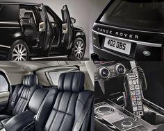 Range Rover Autobiography   SVO armed