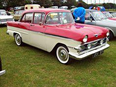 Vauxhall Victor F Series II (1959)