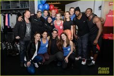 More 'Chicago Fire' & 'Chicago PD' Cast Cycle For Families In Need