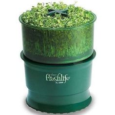 Tribest Freshlife 3000 Automatic Sprouter Grow Sprouts At Home FL-3000 NEW