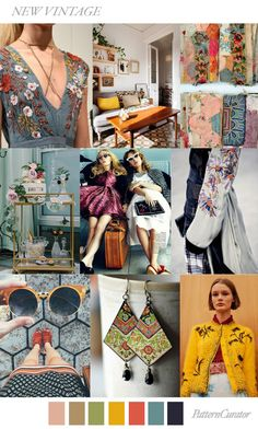 NEW VINTAGE by PatternCurator