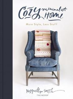 You want a beautiful, simple, cozy, and inviting home without spending more money and stuff. Stylist and bestselling author Myquillyn Smith guides you step by step in making purposeful design decisions for your home. Starting with what you already have, you'll discover the tools to create a home you're proud of in a way that honors your priorities, budget, and style.