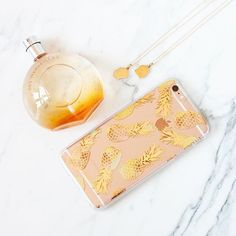 @sandratiffany T R O P I C S || With our Liana Peach case!