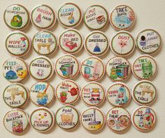 Hey, I found this really awesome Etsy listing at https://www.etsy.com/listing/455340984/shopkins-chores-magnets