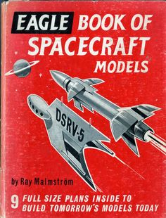 Dreams of Space - Books and Ephemera: Eagle Book of Spacecraft ...