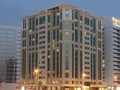 Auris Plaza Hotel, Dubai, United Arab Emirates