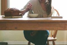 italian lentil soup | Vanilla Bean Blog