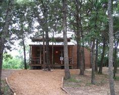 Cabin at Lake Texoma Texas