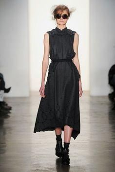 New York Fashion Week 2014