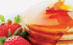 Αμερικάνικα πάνκεϊκ (Pancakes)