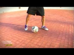 """http://www.footballtricksonline.com    do you want to learn how to football?  be the best at football?     here you have a demonstration on how to do the soccer  """"Cristiano ping pong"""" football/soccer trick most used by the incredible soccer player from Portugal cr7 to improve football-soccer skills.    Explanation    Keep the ball in your instep,  Quickly..."""