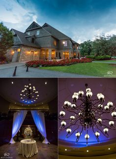 Turning Stone Resort Casino- Shenendoah Clubhouse.  Matt Ramos Photography
