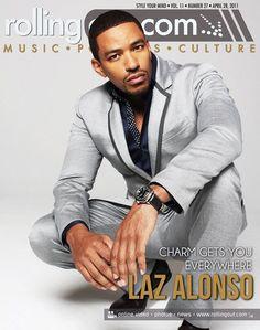 Laz Alonso......hey Mr