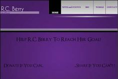 Wix.com rcberry created by touchepublishers . Find R.C. Berry on Facebook and Twitter too!