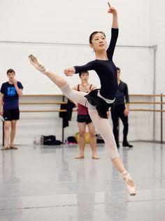 Tips for bunion care and prevention from Dance Teacher magazine    Photo: Houston Ballet soloist Nao Kusuzaki, by Rosalie O'Connor, courtesy of Houston Ballet