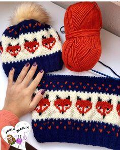 KEŞFETTEN GELENLER SAYFAMIZI TAKİP ETMEYİ UNUTMAYN . 🌸@renkli_yumaklarm 🌸@dekor.avm . . . @mutlubereler  #örgümodelleri i#crochet#… Knit Baby Sweaters, Baby Hats Knitting, Knitting For Kids, Easy Knitting, Knitted Hats, Fair Isle Knitting Patterns, Knitting Charts, Knitting Stitches, Knitting Designs