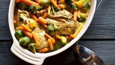 12 sommerdrinks der får dig til at glemme alt om Aperol Spritz Fritters, Tortellini, Pot Roast, Coleslaw, Wine Recipes, Thai Red Curry, Chicken Recipes, Good Food, Brunch