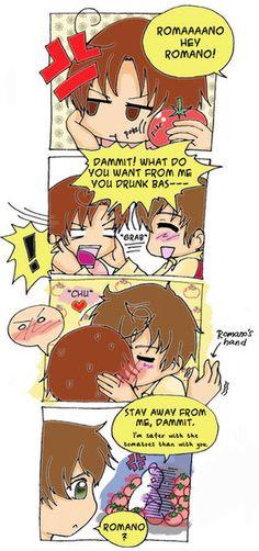 Spamano kiss