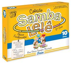 Coleção Samba Lele 10 Anos - ISBN 9788533938168