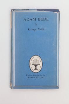 Adam Bede by George Eliot, Vintage Book, 1952 by PenelopeCatVintage on Etsy