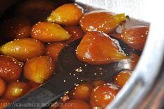 Dulceata de smochine coapte | Retete culinare cu Laura Sava