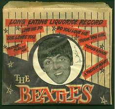 Licorce Records of the Beatles, early sixties treat