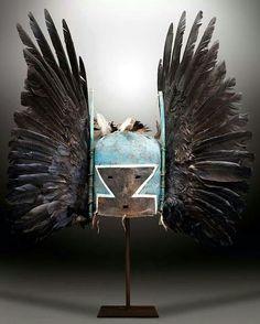 Hopi shaman mask