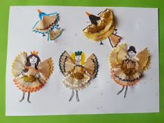 pencil shaving art for kids Diy And Crafts, Crafts For Kids, Arts And Crafts, Paper Crafts, Pencil Crafts, Pencil Shavings, Food Art For Kids, Chicken Crafts, Pencil Sketch Drawing