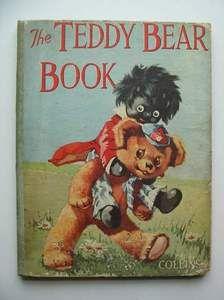THE TEDDY BEAR BOOK - Wickham, Constance. Illus. by Kennedy, A.E.