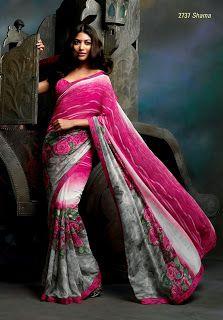 Pink beautiful saree with awesome flower bunch Latest Indian Saree, Latest Sarees, Indian Sarees, Victor Hugo, Laxmipati Sarees, Beautiful Saree, Saree Collection, Mehndi Designs, Sari