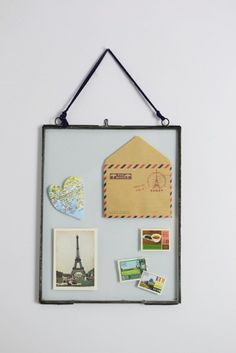 Make a collage of holiday memories in a double sided frame. These come in zinx or copper finish. Glass Photo Frames, Hanging Picture Frames, Collage Picture Frames, Hanging Pictures, Double Sided Picture Frame, Travel Gallery Wall, Framed Postcards, Travel Collage, Picture Frames Online