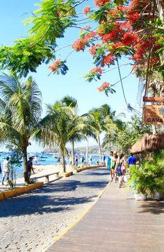 Buzios, Brazil. A beach resort not far from Rio.