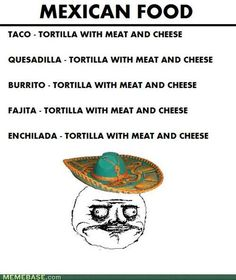 MExican Food :-)
