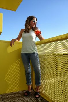 Saltspin Denim Part 1 St Style, Top To Toe, Lifestyle Blog, Blue Denim, Vest, Beauty, Tops, Fashion, Moda